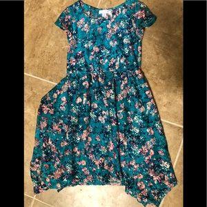 Girl's dress Sz 10/12